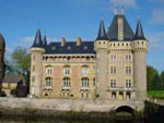 Schloss in Rhone Alpes