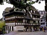 Fachwerk Straßburg