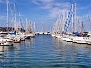 Fischerboot in Samos