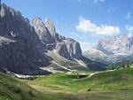 Dolomiten Pass, Italien