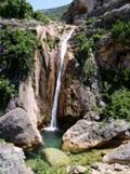 Wasserfälle in Dalmatien