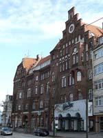 Stadthalle in Lübeck