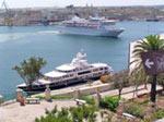 Hafen in Sliema/La Valetta