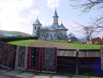 Burg in Moldawien
