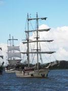 Ijsselmeer Segelschiff