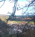 Ausblick Odenwald