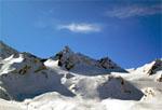 Ski Pisten in Arlberg