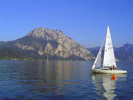 Traunsee Urlaub in Oberösterreich