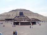 Pyramide in Mittelamerika