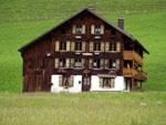 Chalets in der Schweiz