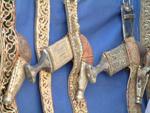 Schwerter in Jemen