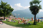 Urlaub am See in Italien