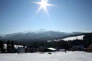 Winter in der Slowakei