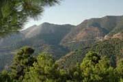Wanderurlaub - Berge in Andalusien