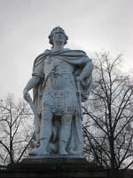 Statue in Kassel
