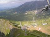 Skilift Polen