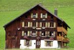 Hütte in der Schweiz