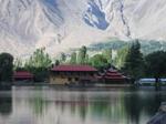 Urlaub am See in Zentralasien