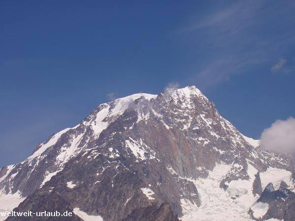Mont Blanc Berg