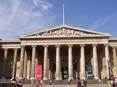 Britisches Museum, London