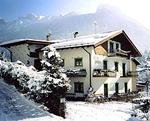 Haus in den Dolomiten