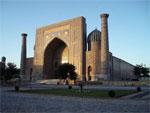 Rundreisen Usbekistan