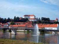 Stadt in Slowenien