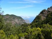 Naturlandschaft auf La Gomera, Kanaren