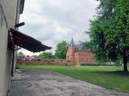 Schlossgelände