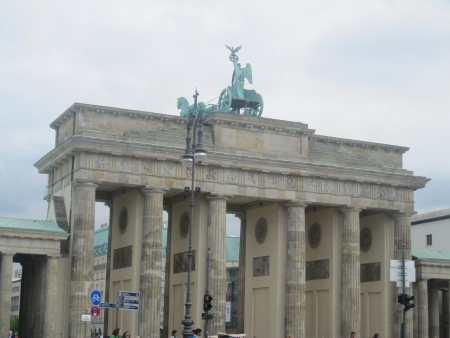 berlin am brandenburger tor reisebericht fotos urlaub reise. Black Bedroom Furniture Sets. Home Design Ideas