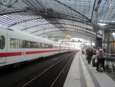 Obere Bahnhofshalle