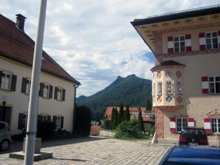 Hotel Residenz mit Kampenwand