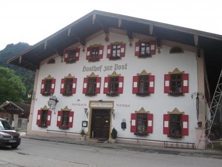"""Gasthof """"Zur Post"""""""