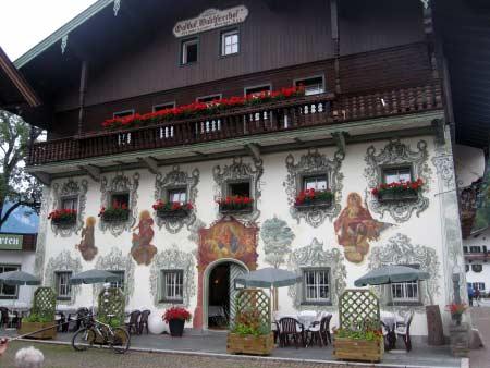 """Gasthof """"Walchseehof"""""""