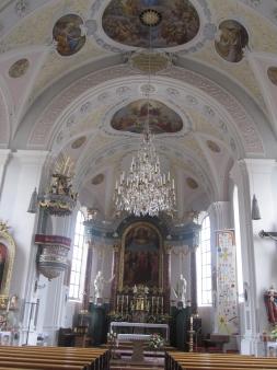 Kirche Kössen
