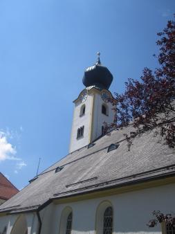 Kirche Grassau