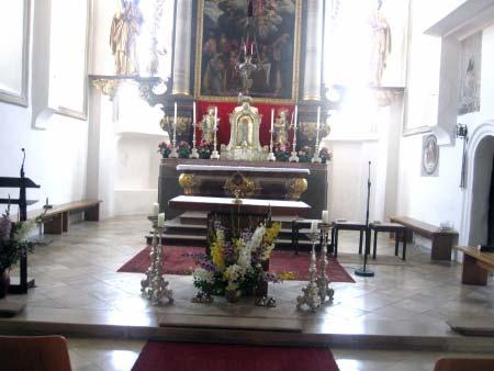 Kirche Mariae Himmelfahrt