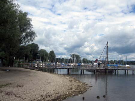 Segelhafen