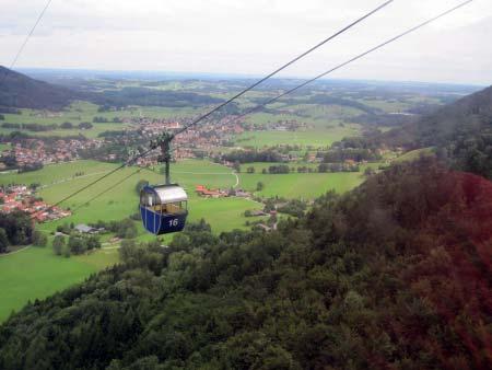 Aschau im scvhönen Chiemgau.