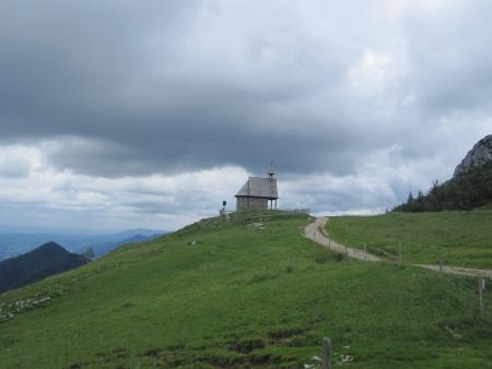 Kapelle an der Steinlingalm