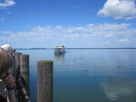 Schiff von Seebruck