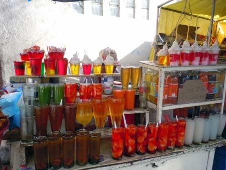 Liquados y gelantina