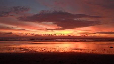 Sonnenuntergang - Pflichttermin