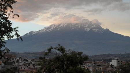Chimborazo 6310m