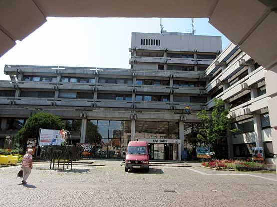 Aalen - neues Rathaus