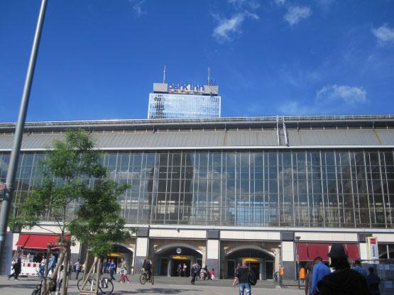 Alexanderplatz Bahnhof Berlin, Park Inn-Hotel