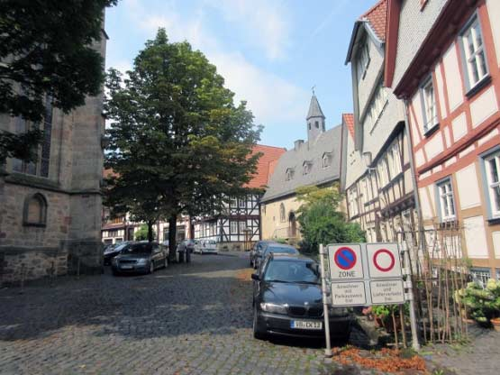 Kirchplatz Alsberg