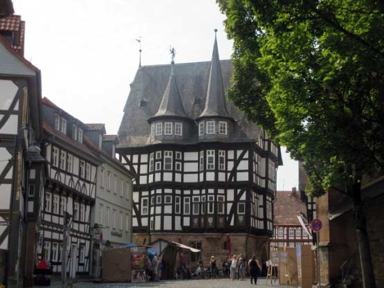 Rathaus in Alsberg