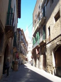 Altstadt von Palma Mallorca