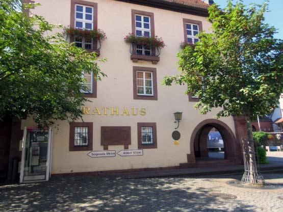 Annweiler Rathaus